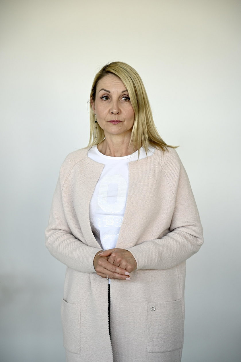 Anna Chmielewska (49 l.)