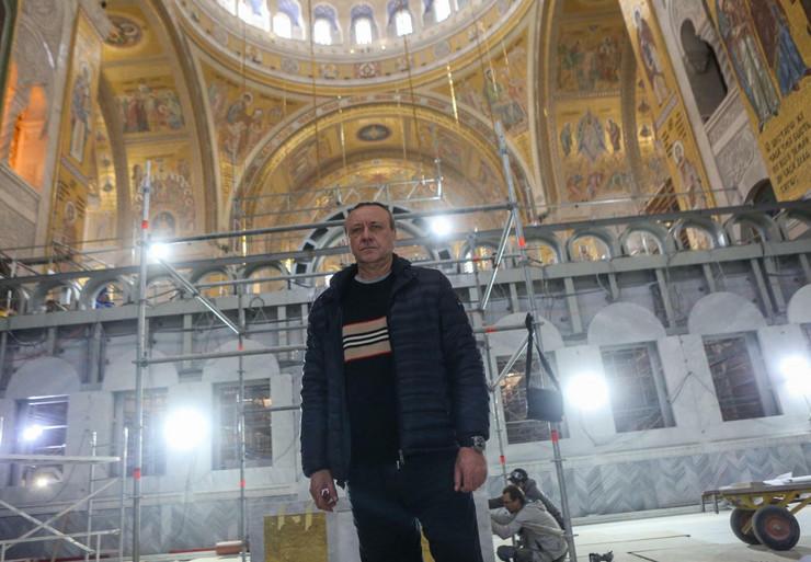 Hram  Svetog Save Nikolaj Muhin