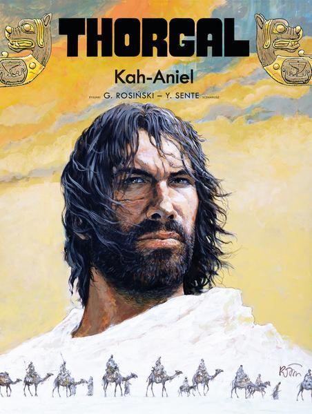 Thorgal. Kah-Aniel (okładka)