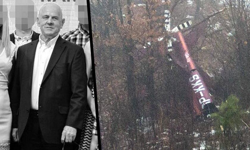 W tragicznym wypadku zginął Karol Kania. Miał 80 lat