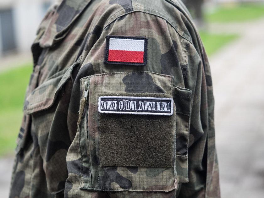 Obrona Terytorialna nie ma pieniędzy