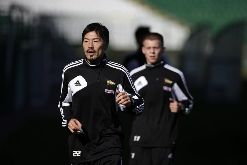 Matsui znów trenuje