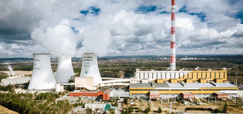 Pożar w elektrowni Jaworzno. Co z dostawami prądu?