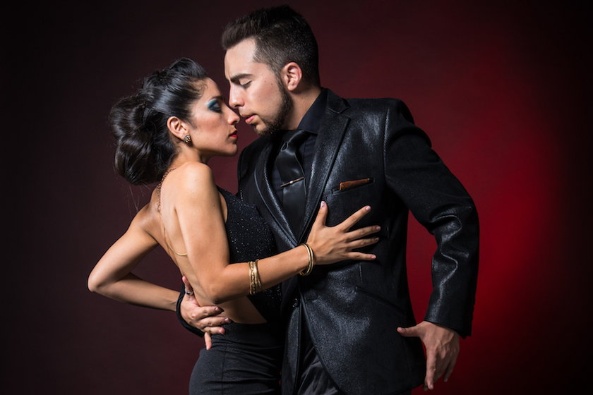 Tango Salon festiwal w Łodzi