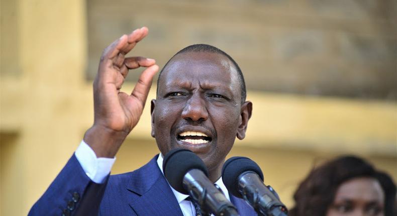 President Uhuru Kenyatta has done enough & will retire in 2022 - DP William Ruto says during burial of Gachagua's mother
