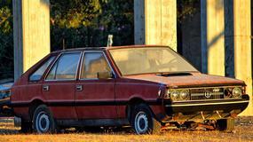 Świetnie zachowany Polonez i setki innych aut. Tak, w Europie!