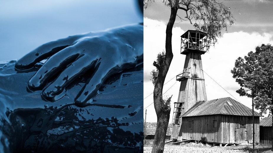 Karpacko-Galicyjski Szlak Naftowy. Ślady wydobycia ropy naftowej w Polsce