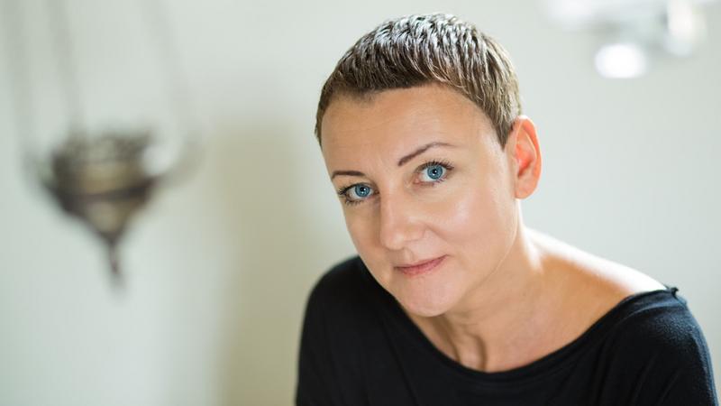 Katarzyna Wodecka-Stubbs (fot. Adam Golec)