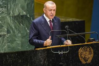 Erdogan w ONZ: Świat musi znaleźć sposób rozwiązania problemu uchodźców