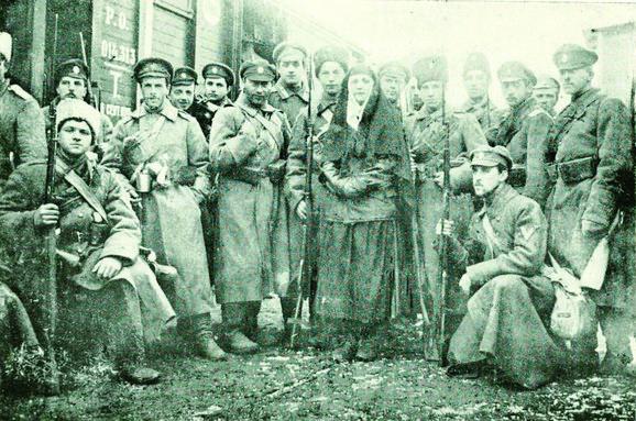 Rogozinov pradeda bio je belogardejac