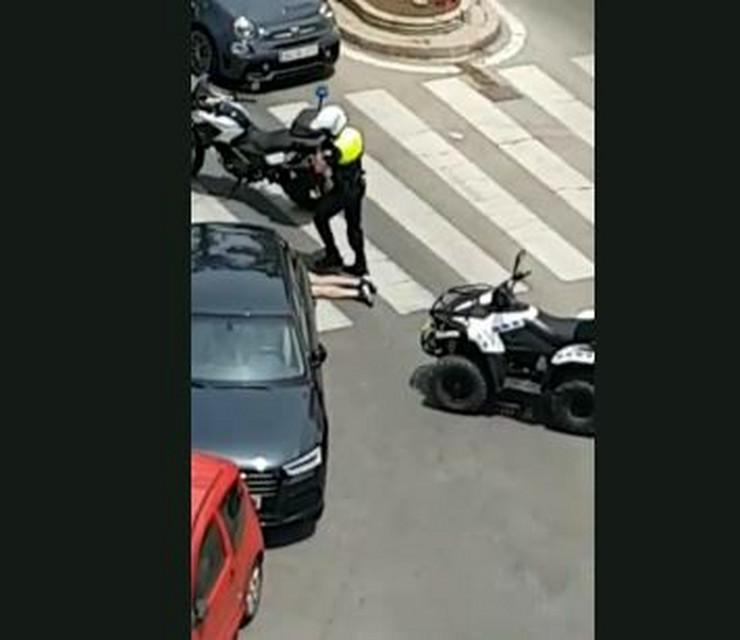 Miloš Peruničić ubijen nasred ulice