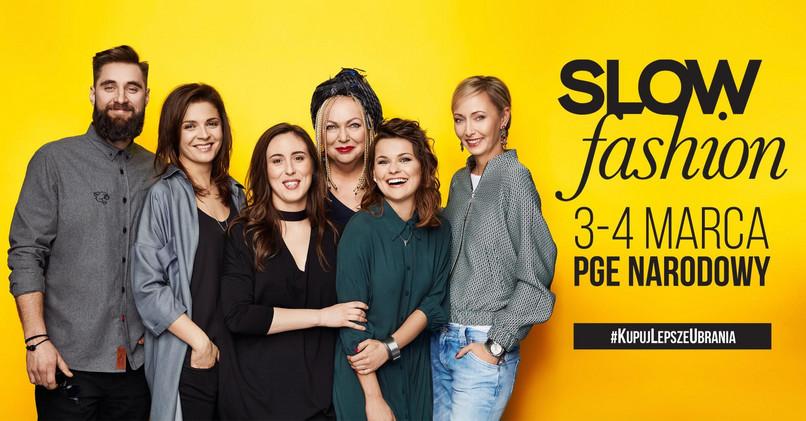 3852d23e95bf Slow Fashion 2018 już w najbliższą sobotę