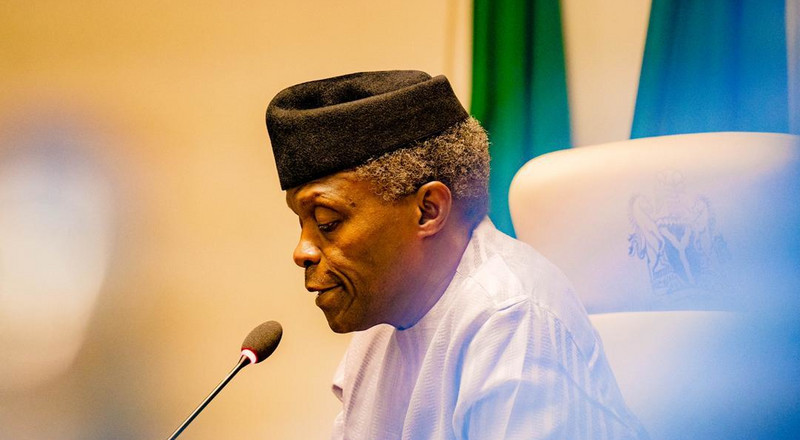 Osinbajo speaks on Amotekun after meeting South-West governors