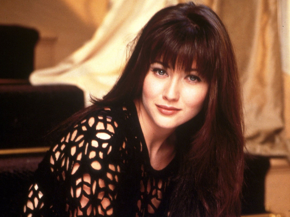 "Shannen Doherty - ""Beverly Hills, 90210"""