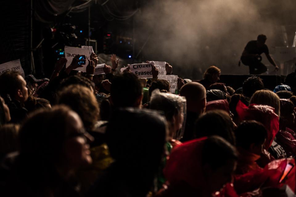 Kraków Live Festival 2016: zdjęcia publiczności