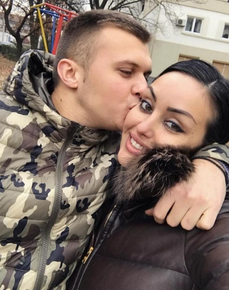 Stefan Karić i Dijana Milojković