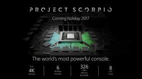 Xbox One X - data premiery, polska cena, specyfikacja techniczna