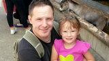 Sąd oddał 4-latkę agresywnemu ojcu. Zabił ją