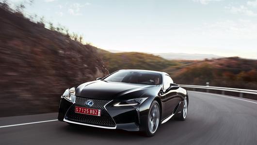 Lexus LC - do wyboru | TEST | Pierwsza jazda
