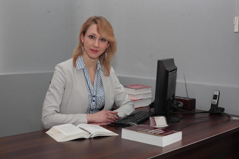 Agnieszka Kapała-Sokalska, członek zarządu województwa pomorskiego