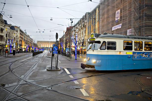 Szwedzki Goteborg (Goeteburg, Goteburg). Fot. Bloomberg