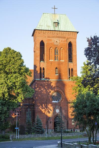 Kontrkatedra św. Jana, Kamień Pomorski