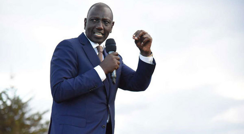DP Ruto tears into Raila, reveals his scheme to squander public funds and secret 2022 succession plan