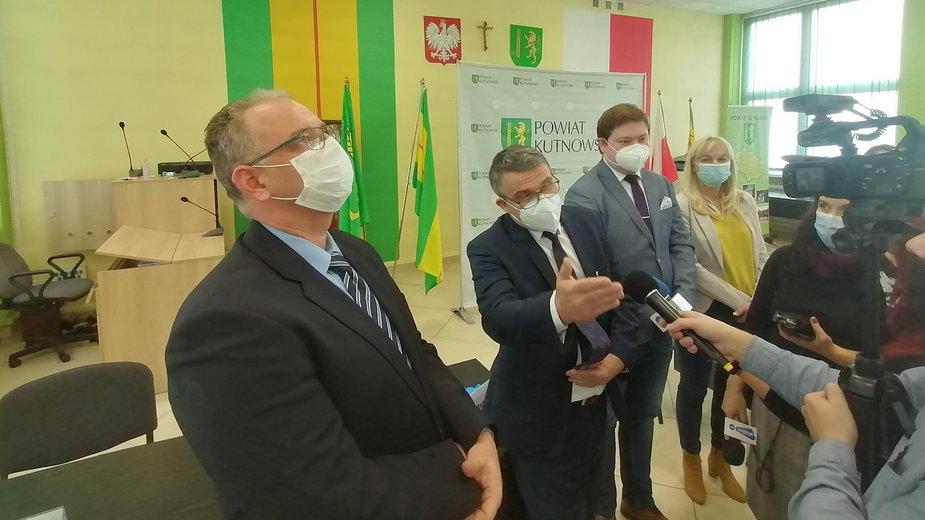 nowy zarząd kutnowskiego szpitala