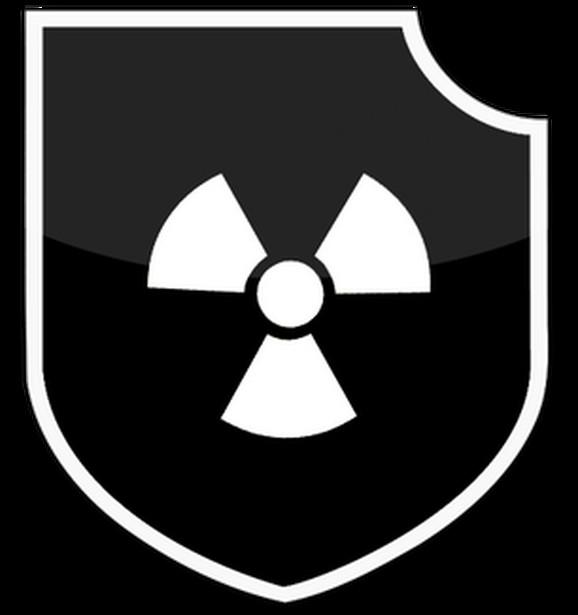 Logo nacističke organizacije Atomwaffen