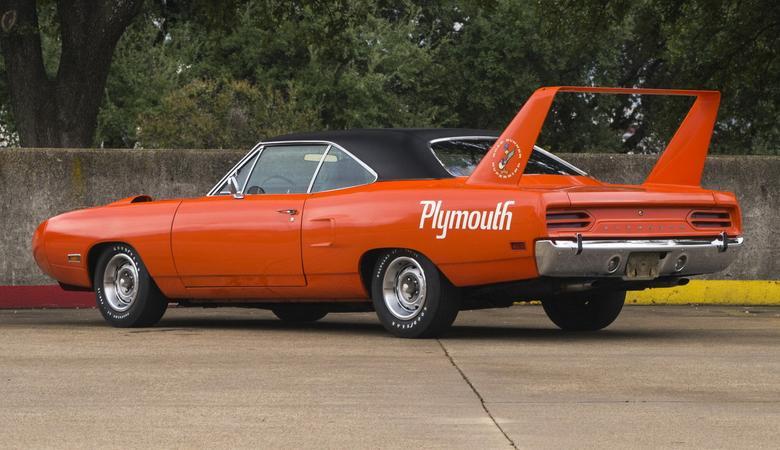 Czy zapłaciłbyś pół miliona dolarów za Plymoutha Hemi Superbird z 1970 roku?
