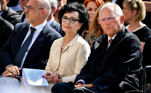 Żadne pismo w sprawie rezygnacji prezesa NIK Mariana Banasia do mnie nie wpłynęło - oświadczyła marszałek Sejmu Elżbieta Witek. Pytana, czy taka rezygnacja może jeszcze wpłynąć odpowiedziała, że nie będzie wróżyć z fusów. Zapewniła też, że nie zmieni porządku obrad posiedzenia Sejmu.