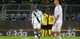 Liga Mistrzów: Rekord pobity. 12 goli w meczu Borussii z Legią!