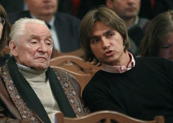 Filin pre napada u društvu koreografa Jurija Grigoroviča
