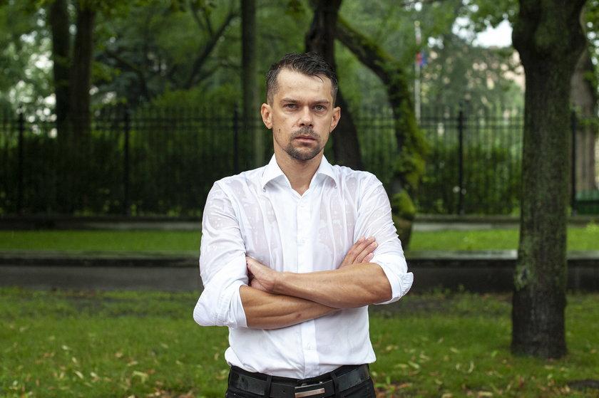 Michał Kołodziejczak lider AgroUnii