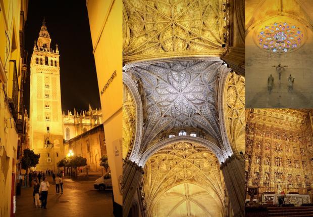 Katedra Najświętszej Marii Panny w Sewilli