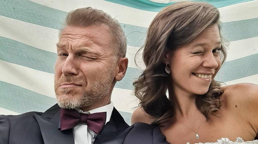 Krystian Wieczorek i Maria Szafirska są małżeństwem od pięciu lat. Maja trzyletnią córkę Anielę