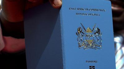Kenya passport holders cannot travel to 54 countries