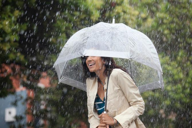 Kiša je najveći neprijatelj ženske kose ovih dana