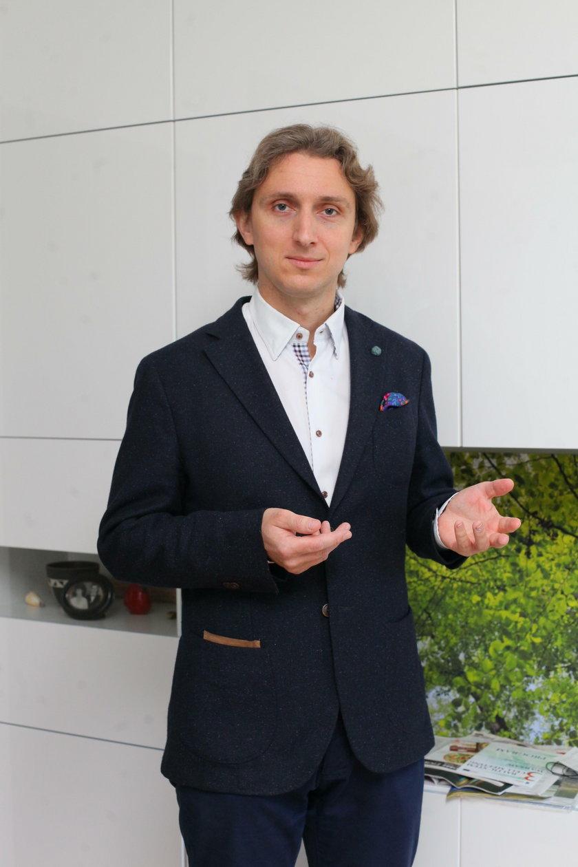 Grzegorz Basak, hematolog