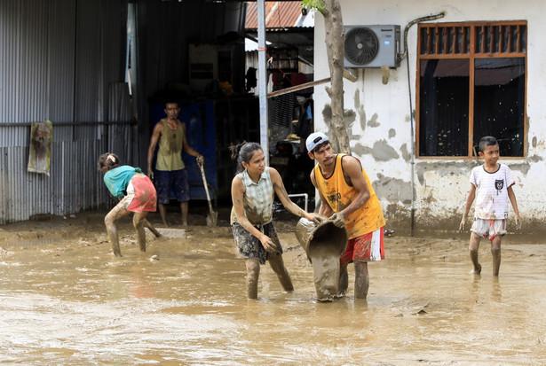 Indonezja, powódź w Timorze Wschodnim