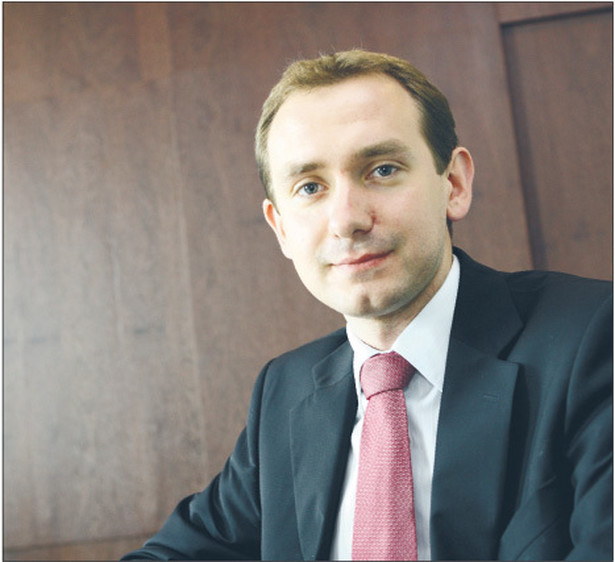 Marcin Sobieszek, doradca podatkowy, Chałas i Wspólnicy Kancelaria Prawna Fot. Wojciech Górski