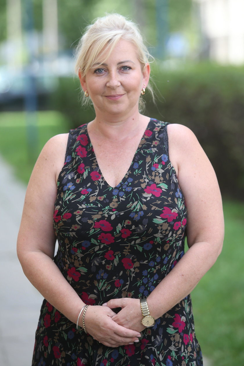 Agnieszka Krupa-Szymczak (48 l.)
