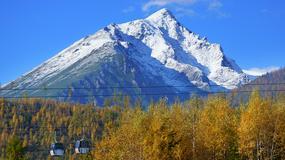 Do zimy jeszcze daleko, ale w Tatrach już spadł... śnieg!