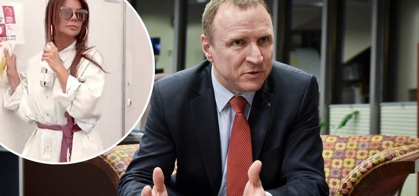Górniak krytykowana za swój gest na koncercie TVP. Mamy komentarz prezesa Kurskiego. Karci? [WIDEO]