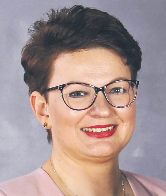 Izabela Fiszer zastępca dyrektora departamentu internacjonalizacji PARP