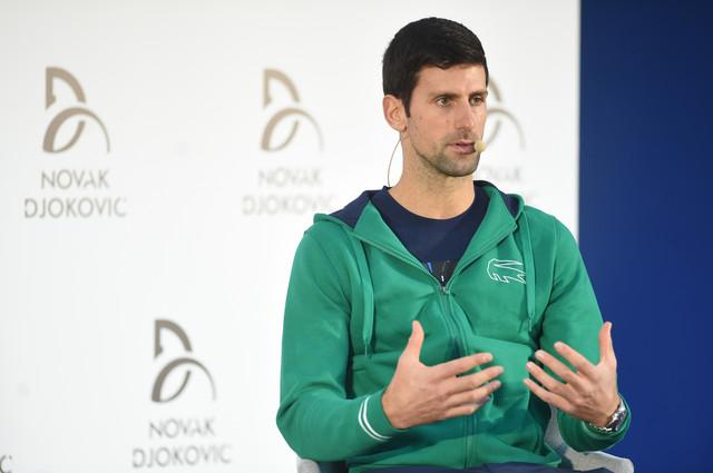 Novak Đoković se obraća Srbiji