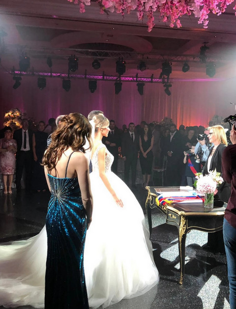 Novi detalji venčanja: Evo kako se sada preziva Džajićeva ćerka!