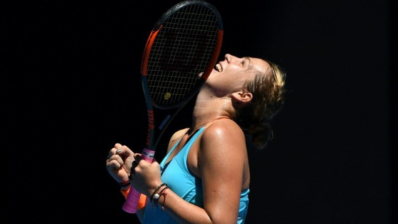 Anastasia Pavlyuchenkova reaches her fourth Grand Slam quarter-final with a win over veteran Svetlana Kuznetsova