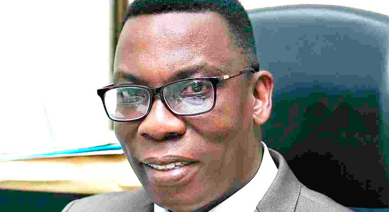 Justice Yaw Ofori, is the Commissioner of the National Insurance Commission