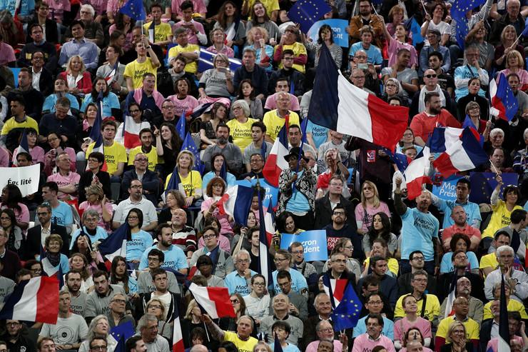 Francuska, Izbori, Predednički izbori 2017